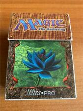 MTG Black Lotus / Juzam Djinn Ultra-Pro Deck Box! 1997 Rare Item