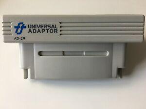 Universal Adaptor AD-29  (NTSC TO PAL Converter) SNES Super Nintendo UA06