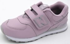 NEW BALANCE JUNIOR BAMBINA SCARPA SNEAKER SPORTIVA CASUAL IN PELLE ART. YV574ERP