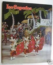 1976 Ice Capades Souvenir Program Dorothy Hamil w/ Poster