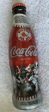 Boston Red Sox Bottle 2004 WS Championship Coca Cola Limited Edition Ortiz Pedro