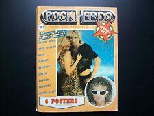 Magazine Revue album  Rock Hebdo N°2