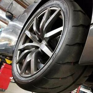 Toyo R888R Tires - Nissan R35 GT-R Spec (All Four Tires) 285/35/20 and 325/30/20