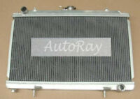ALUMINUM RADIATOR for NISSAN SILVIA S14 S15 SR20DET 240SX 200SX 3 ROW 52MM MT