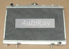 ALUMINUM RADIATOR for NISSAN SILVIA S14 S15 SR20DET 240SX 200SX 3 ROW 52MM MT