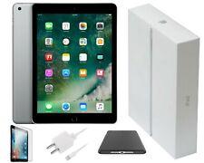 Apple iPad 9.7 2017 (5th Gen) Space Gray 32GB 9.7in, Wi-Fi, Bundle Included!