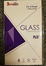 LG XPower Tempered Glass