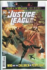 JUSTICE LEAGUE #27 - BRUNO REDONDO MAIN COVER - DC COMICS/2019