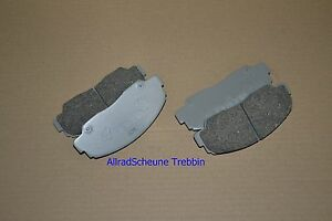 For Daihatsu Rocky F7 F8 Wildcat F70 F75 Brake Pad Front Brake Shoe