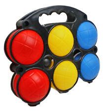 Best Sporting Boules-Set Color. 6 Boules ( Rouge, Bleu Et Jaune ), 1 Zielkugel