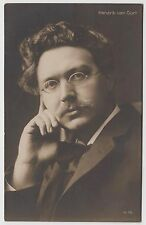 POSTCARD - Hendrik van Oort, early 20th Century Dutch opera singer, Netherlands