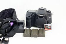 Canon EOS 40D 10.1MP Digital SLR Camera Body ONLY 15K SHUTTER COUNT