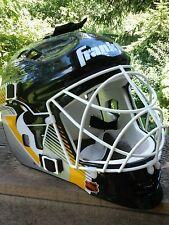 Pittsburgh Penguins NHL Franklin Goalie  Mask, street hockey