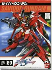Bandai Hobby #09 Saviour Gundam 1/144, Bandai Seed Destiny Action Figure