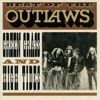 THE OUTLAWS - BEST OF THE OUTLAWS: GREEN GRASS AND HIGH TIDES NEW CD