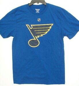 NHL St. Louis Blues #91 TARASENKO Medium Reebok T-Shirt