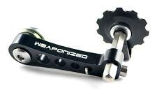 Weaponized Bike Single Speed Converter Chain Tensioner MTB Single Speed - Black