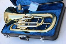 Yamaha YEP321 Euphonium 4 Valves Horn YEP 321 Baritone with Case & Mouthpiece