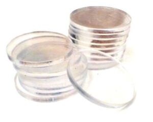 20 Clear Chip Spacers Casino Style Poker Blackjack Dealer Tray *