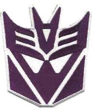 Transformers ecusson Decepticon avec scratch Transformers Decepticon  patch