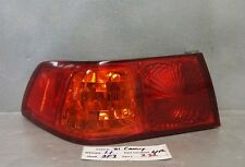 2000-2001 TOYOTA Camry Left Driver oem tail light 32 2F3