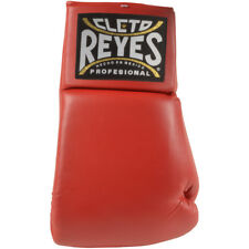 """Cleto Reyes Giant 21"""" Collectible Autograph Boxing Glove - Right Hand - Red"""