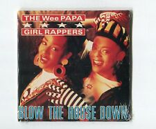 Wee Papa Girl Rappers SEALED (!) 3-INCH-cd-maxi BLOW THE HOUSE DOWN © 1988 4-tr