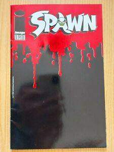 Spawn 1 Blood Feud variant Rare ITALIAN EDITION