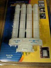 Lights of America 9024B Replacement Bulbs Fits 27 W Fixtures Brand New!!!!