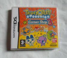 jeu DS tamagotchi connexion corner shop 3