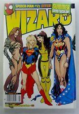 Wizard Comics Magazine (1998) #83 Adam Hughes Cover Vf/Nm Ships Free!