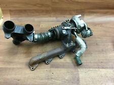 Citroen DS3 2013 1.6 HDI diesel turbo charger unit with pipes 9673283680