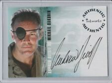 Inkworks Lost TV Series Autograph Andrew Divoff as Mikhail Bakunin A-34