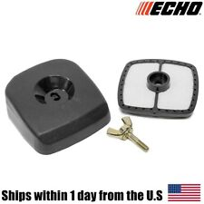 Genuine OEM Echo Air Filter Wing Nut & Cover 13031305863 21041752730 A226001410