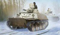 Hobbyboss 1:35 scale model kit - Russian T-40S Light Tank  HBB83826