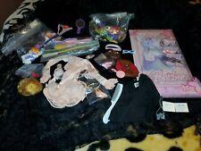 Lot VINTAGE Barbie Doll CLOTHES & ACCESSORIES