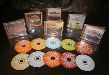 Rare! 10 CD Set TIME LIFE Classic Soft Rock SOUNDS OF 70s 80s Eighties The