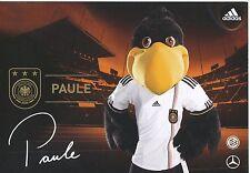 Paule   DFB  Autogrammkarte nicht signiert  302054