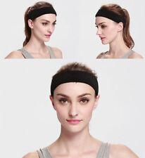 Accessoires de coiffure noir coton mélangé pour femme