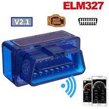 MINI obd2 elm327 v2.1 Bluetooth Car scanner Android TORQUE Auto Scan Tool OBD-II