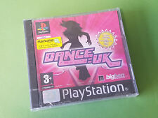 Dance UK Sony PlayStation 1 PS1 Game - Bigben Interactive *NEW & SEALED*