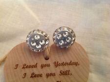 Gioielli da uomo matrimonio argento cristallo