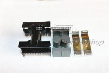 2set ETD49 10+10pins Ferrite Cores bobbin,transformer core,inductor coil #Q04 ZX