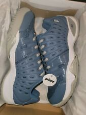 New with tags and box. Men's Prince T22 tennis shoes 9.5