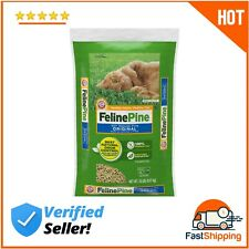 Feline Natural Pine Original Cat Litter 20lb Pet Kitty Odor Control Free Shippin