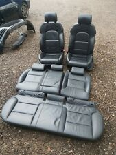 Audi A3 8P Sportback S Line HEATED Full Leather Seats with door cards