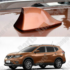 For Nissan Rogue X-trail 2014 2015 Gold Shark Fin Antenna With Radio Function