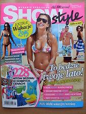 SHOW Style 1/2015 SYLVIE MEIS,Megan Fox,Nina Dobrev,Pamela Anderson,Madonna