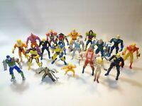 Vintage 90s Toy Biz Marvel X-Men Lot Of 19 Action Figures