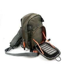 Fly Fishing Chest Pack Lightweight Chest Bag,Fishing Tackle Bag Crossbody